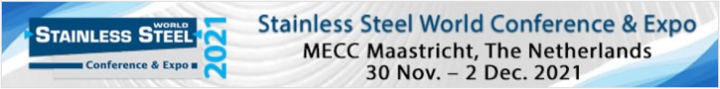 Stainless Steel World Conference Expo MECC Maastricht